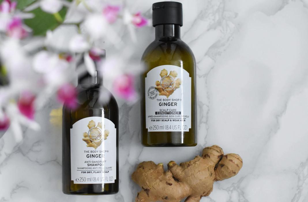 Ginger shampoo en conditioner