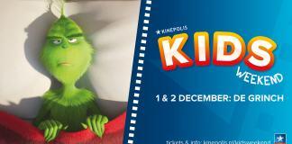 Kids Weekend met De Grinch