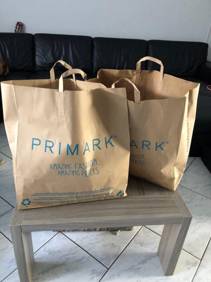 Mijn verjaardag wordt goed gevierd shoppen bij Primark