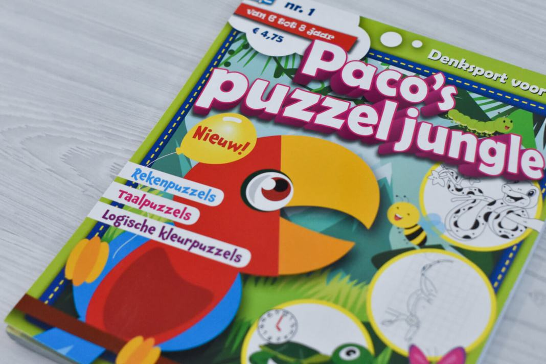 Paco's Puzzeljungle