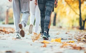 Waarom wandelen goed voor je is