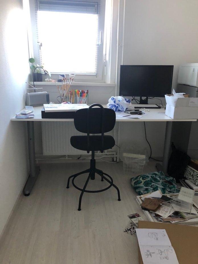 bureaustoel voor mijn kantoor