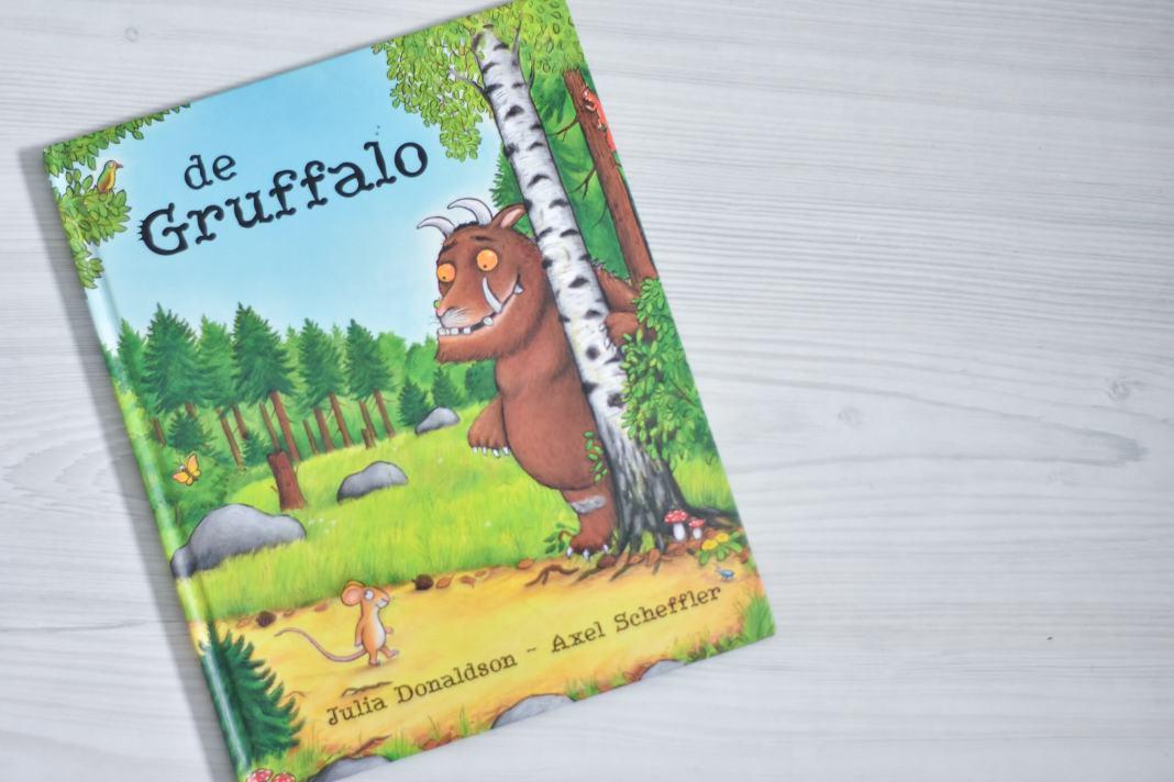 de 7 leukste kinderboeken De Gruffalo
