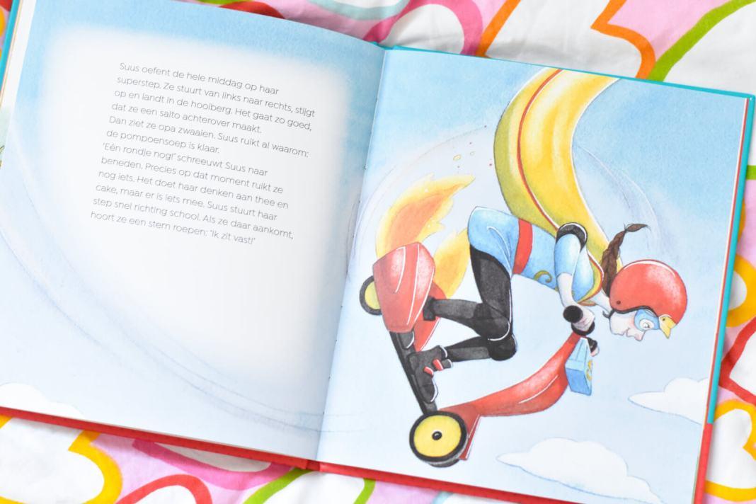 prachtige illustraties in de boeken van Mo's Daughters