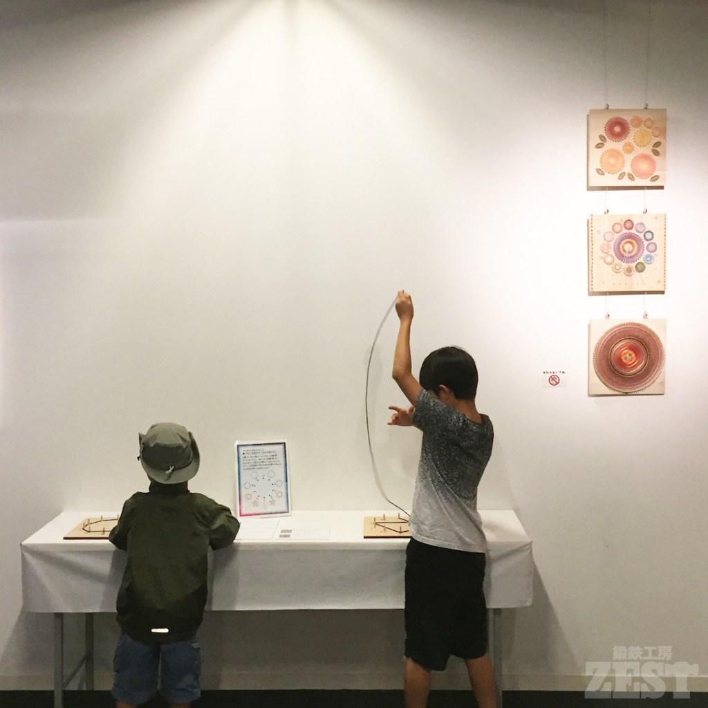 糸かけアート