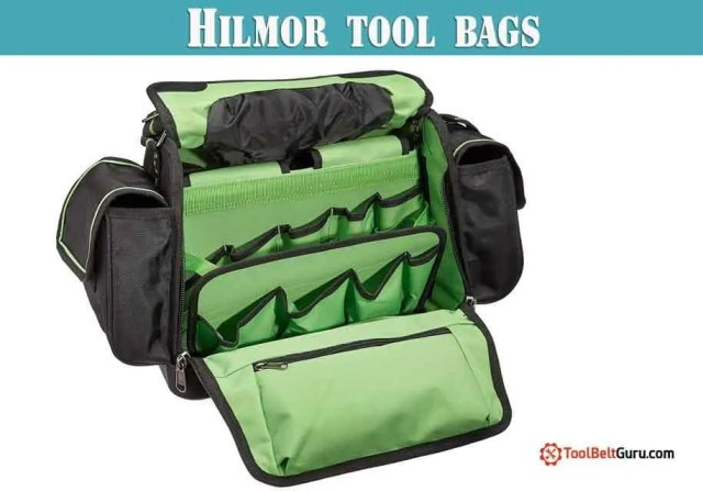 Top Hilmor Tool Bags Reviews- Buyer's Guide (2019)