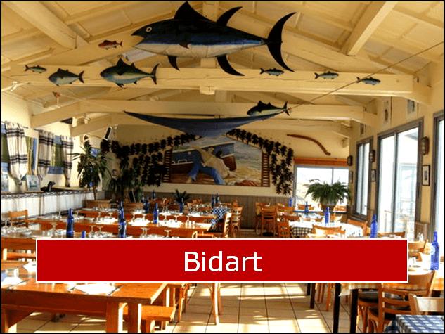 Tantina de la Playa  restaurants de poissons Toulouse  Bidart