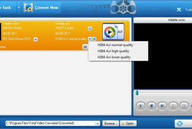 Panasonic viera tv video format converter TVC