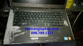 Sơn lại laptop Dell 3560 bị rít và dính