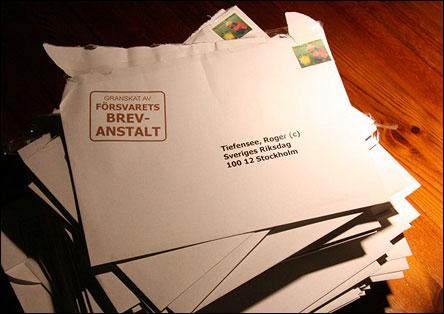 FRA brevkampanj