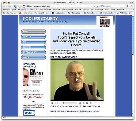 patcondellwebsite
