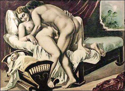 Erotisk konst, gestaltande lust och glädje, eller förnedrande porr?
