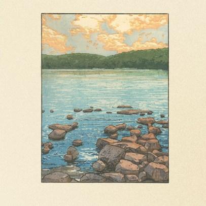 8. Sunfish Pond, NJ