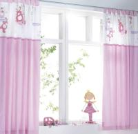 Cute Window Treatment: Kids Bedroom Curtains | Custom Home ...
