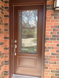 Tips In Painting Exterior Door | Custom Home Design