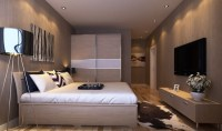 Bedroom Wardrobe Closet Common Types   Custom Home Design