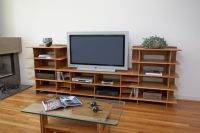 TV Stand Ideas For Living Room | Custom Home Design