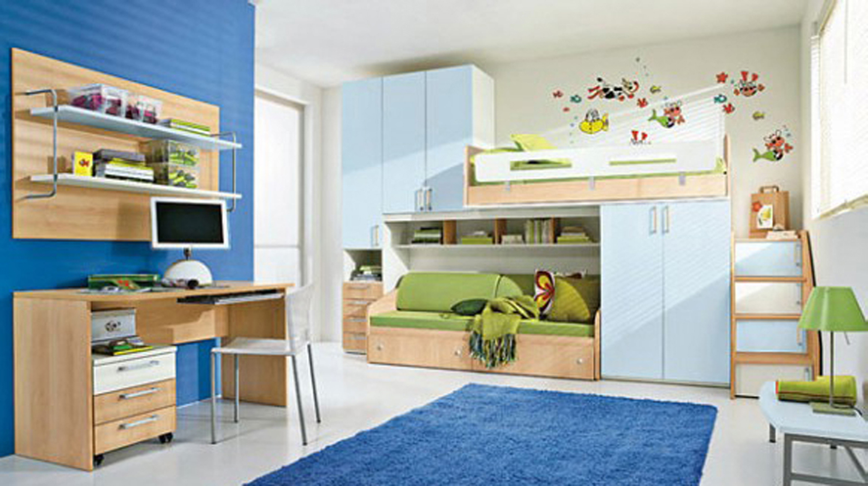 Cool Kids Room Decorating Ideas