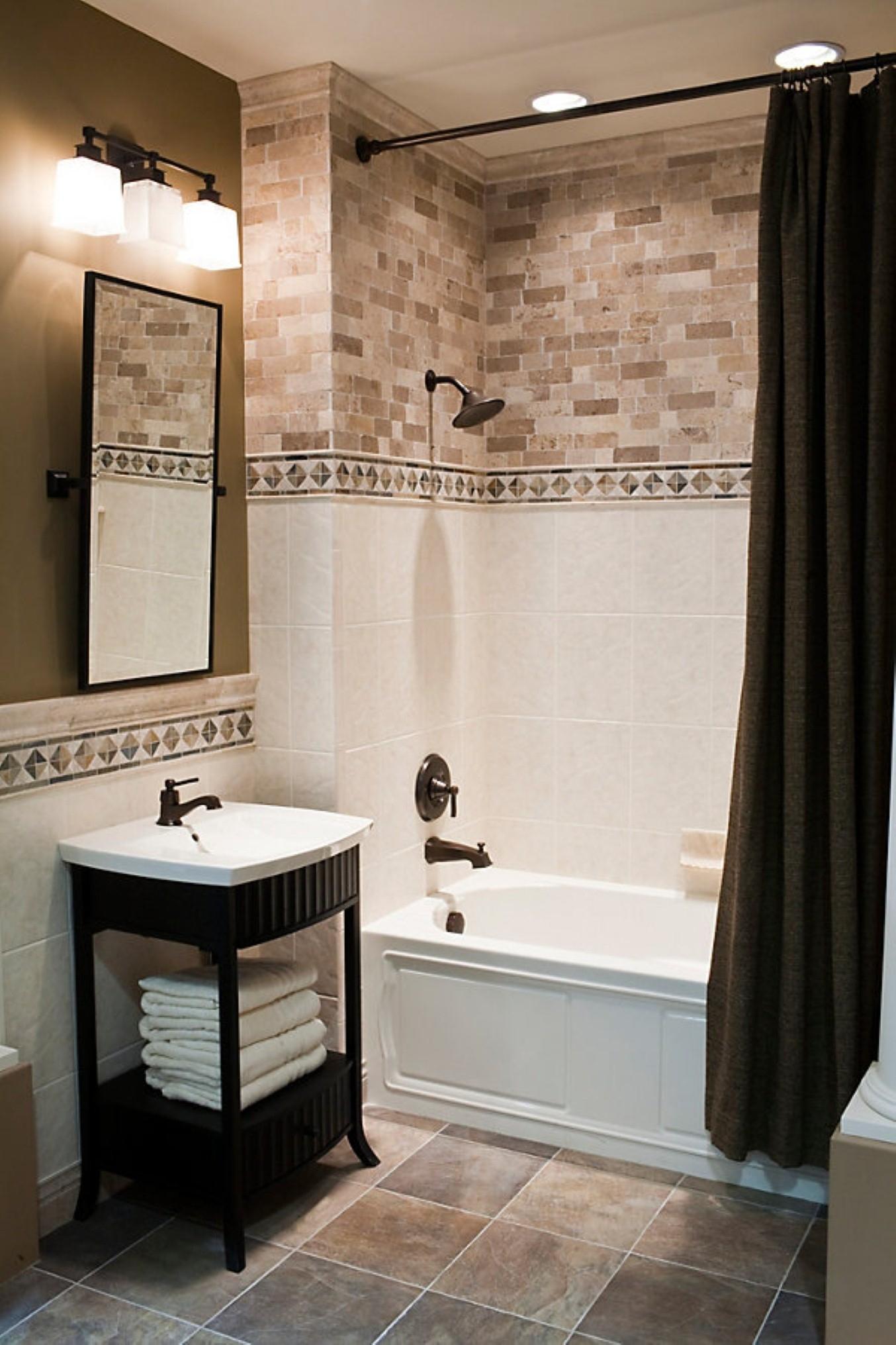 Stylish Bathroom Remodel 2017  Custom Home Design