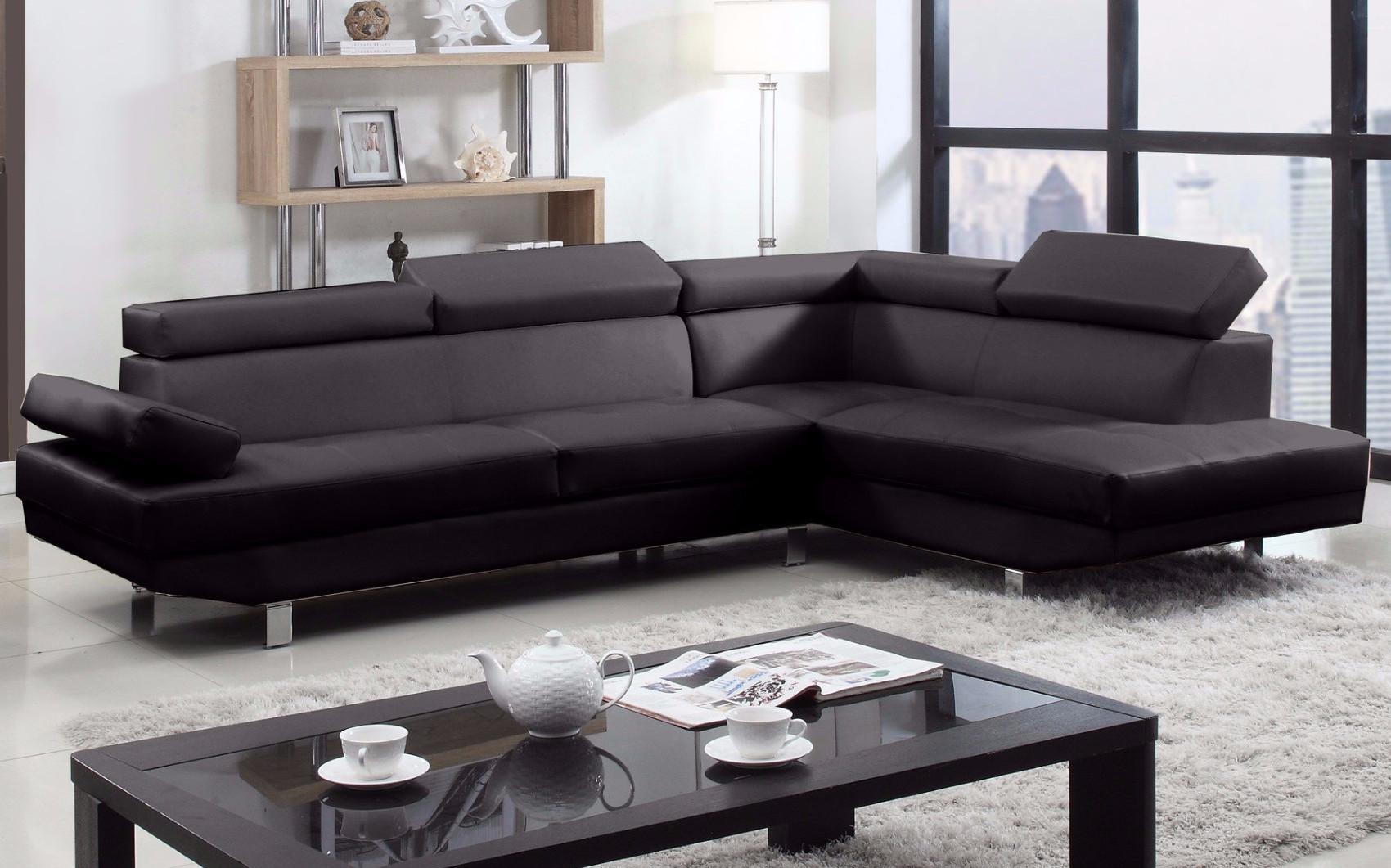 martino leather chaise sectional sofa 2 piece apartment and protection spray 20 collection of sofas ideas