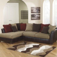Sofa Ashley Barcelona 2 Cuerpos Window Fireplace Piece Sectional Furniture Energywarden