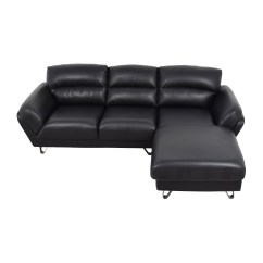 Macys Leather Sofa With Chaise Cedar Log Table 20 Best Collection Of Used Sectionals Ideas