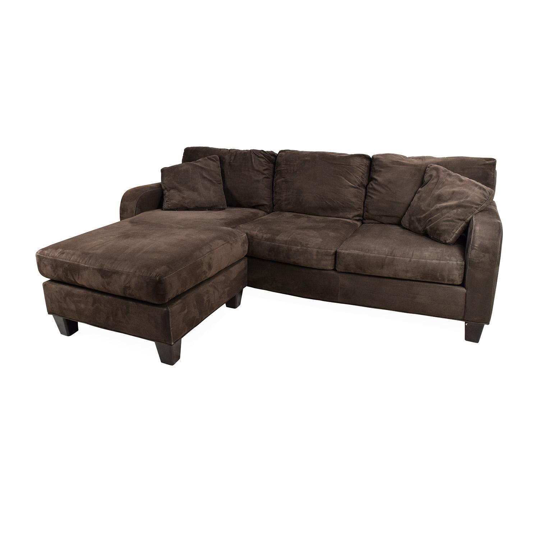 cindy crawford denim sofa sleeper oak feet 20 photos microfiber sofas ideas