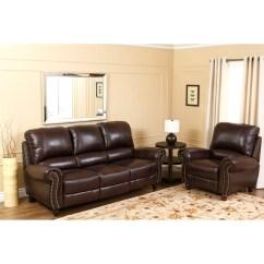 Abbyson Living Berkshire Italian Leather Sectional Sofa Klaussner Furniture Sleeper 20 Best Sofas Ideas