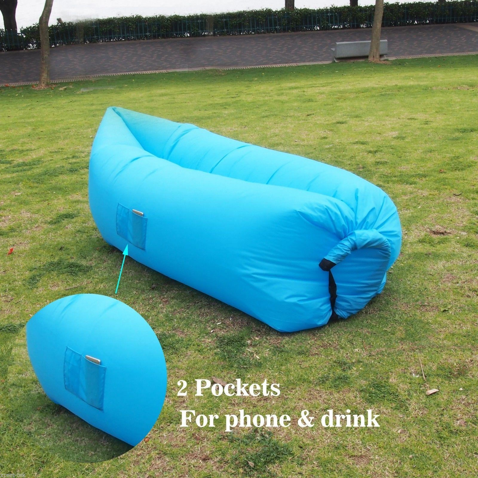 inflatable camping sofa bed ashley furniture brown leather 20 top sleeping bag sofas ideas