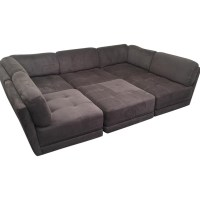 2018 Latest 6 Piece Sectional Sofas Couches
