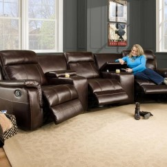Recliner Sectional Sleeper Sofa Chesterfield Blueprints 15 Collection Of Curved With