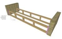 15+ Choices of Diy Sectional Sofa Frame Plans   Sofa Ideas