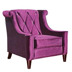 Purple Velvet Upholstered Sofa Down Blend Reviews 20 Collection Of Barrister Sofas Ideas