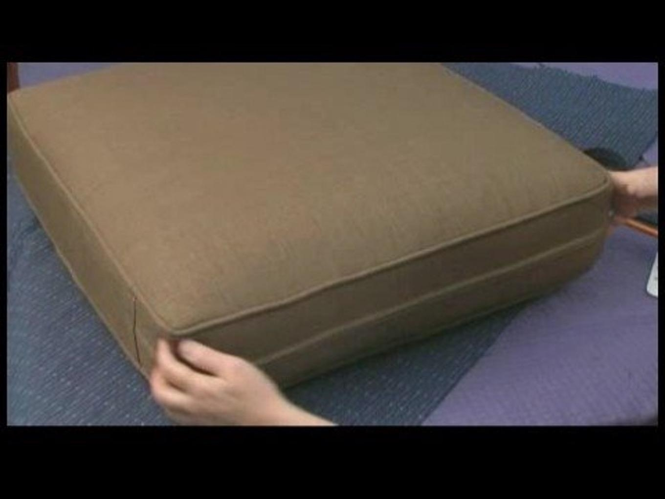 how to cover a sofa cushion big and tall sleeper 20 inspirations individual couch seat covers