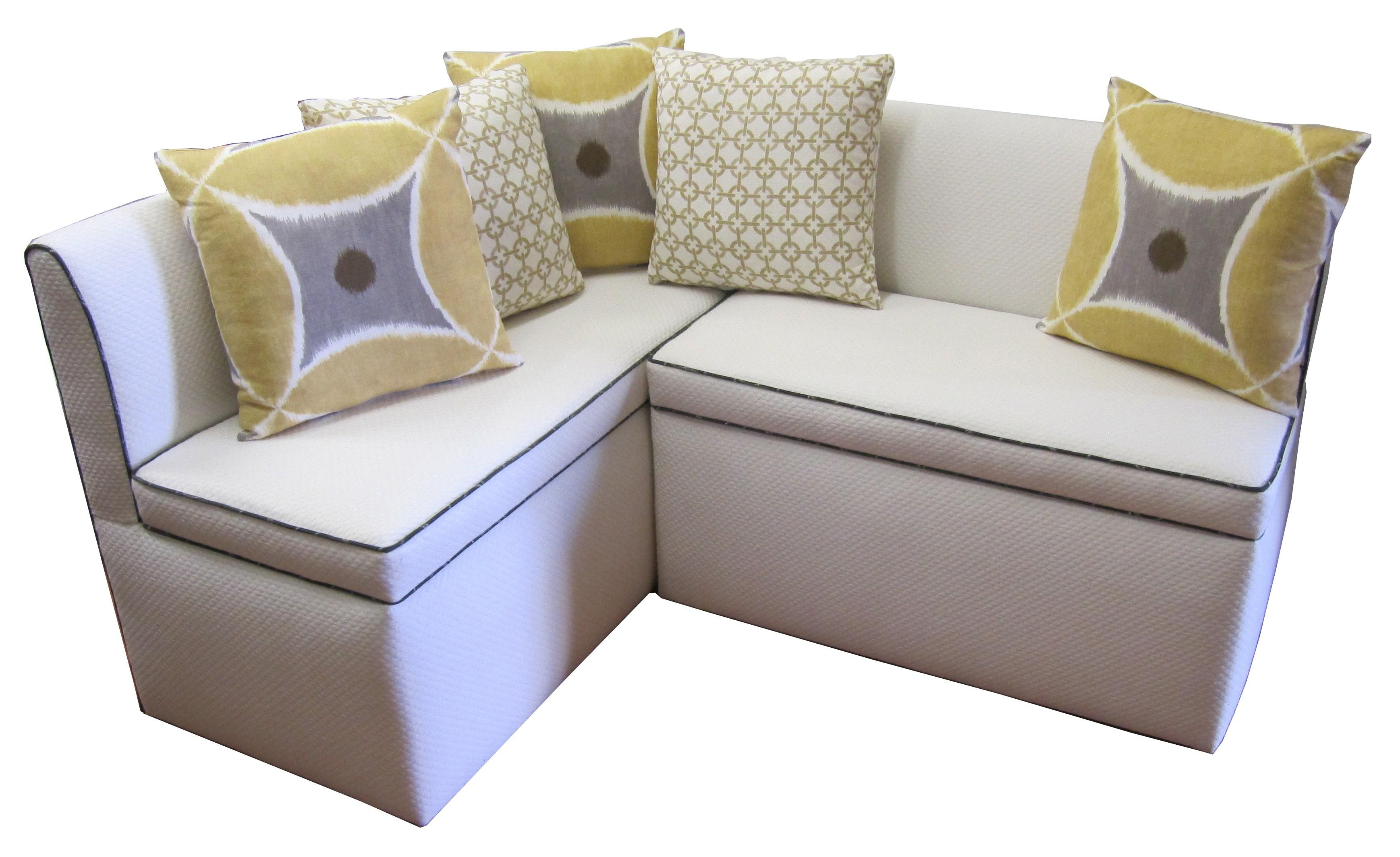 20 Collection Of Bench Cushion Sofas
