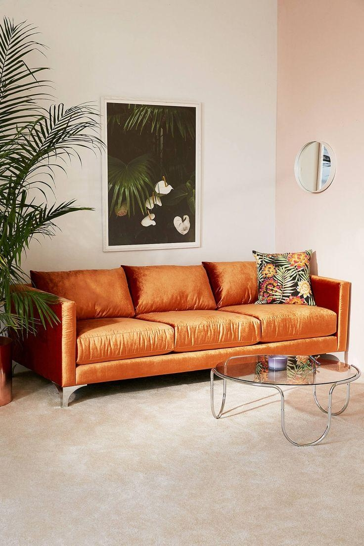 20 Best Burnt Orange Sofas  Sofa Ideas