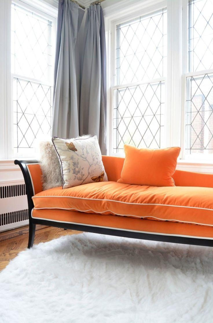 orange couch living room ideas amazon furniture 20 best sofa chairs |