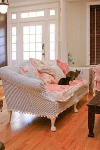 20 Top Shabby Chic Sofa Slipcovers   Sofa Ideas