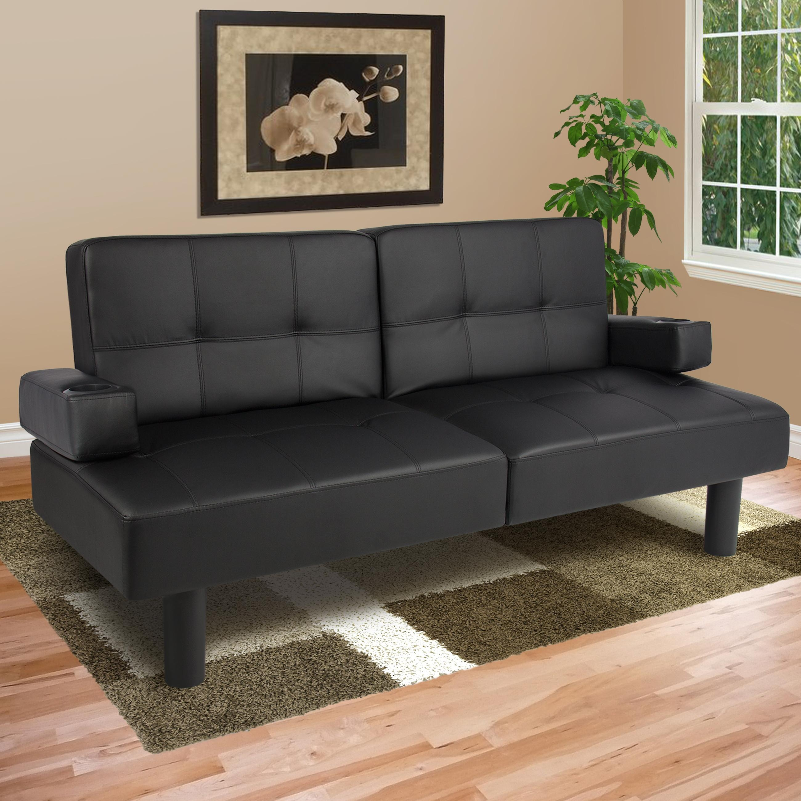 black small sofa pauline thomasville 20 43 choices of futon beds ideas