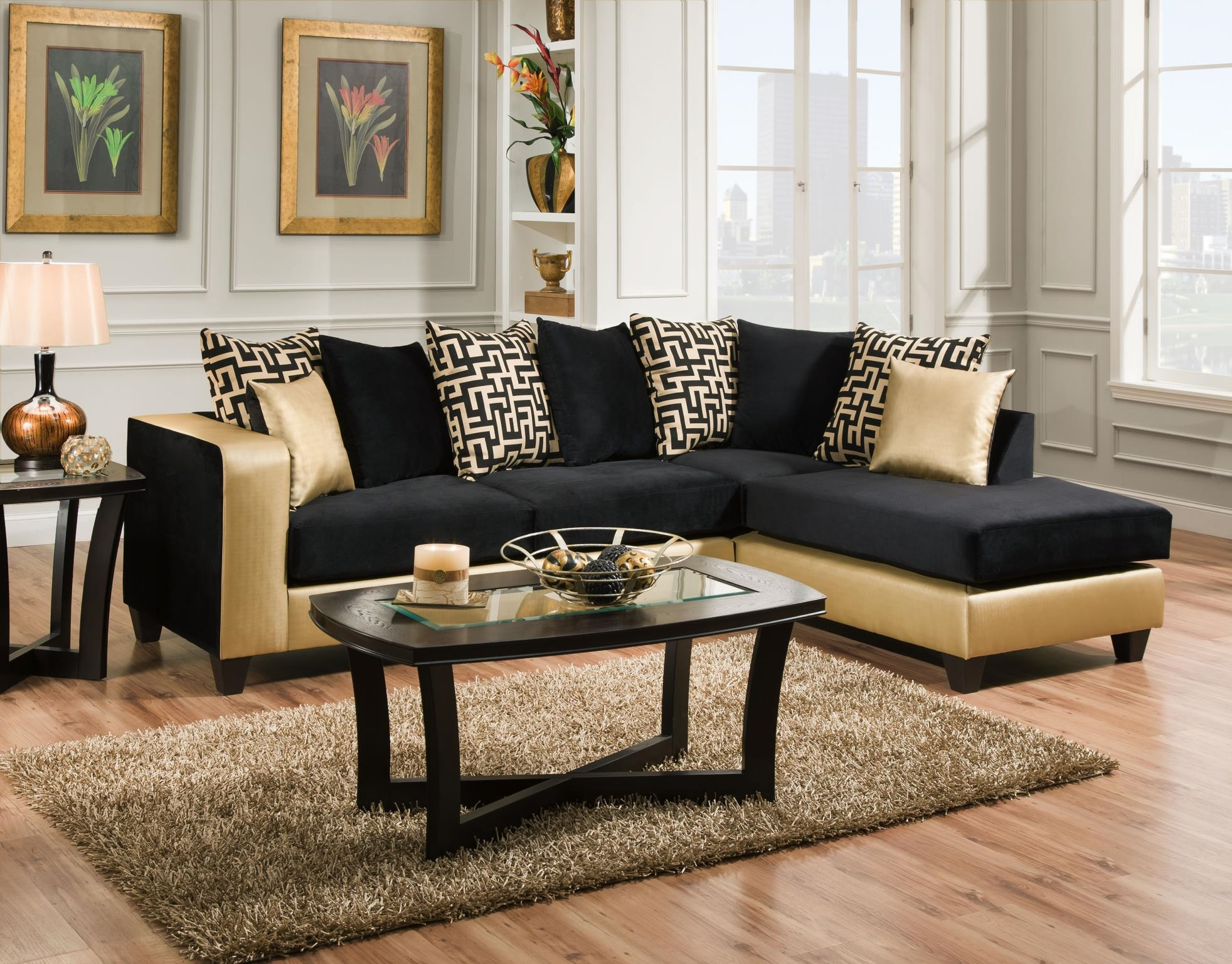 gold sectional sofa trundle bed 15 collection of ideas