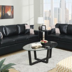 Cheap Leather Sofa Sets Toronto Lucas Recliner 2 Seat 20 Best Ideas Black Sofas And Loveseat