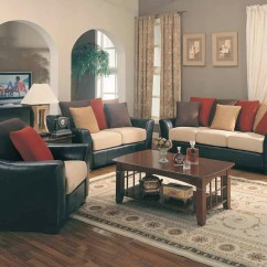 Black Leather Sofa Design Ideas 20 Of Sofas Decors