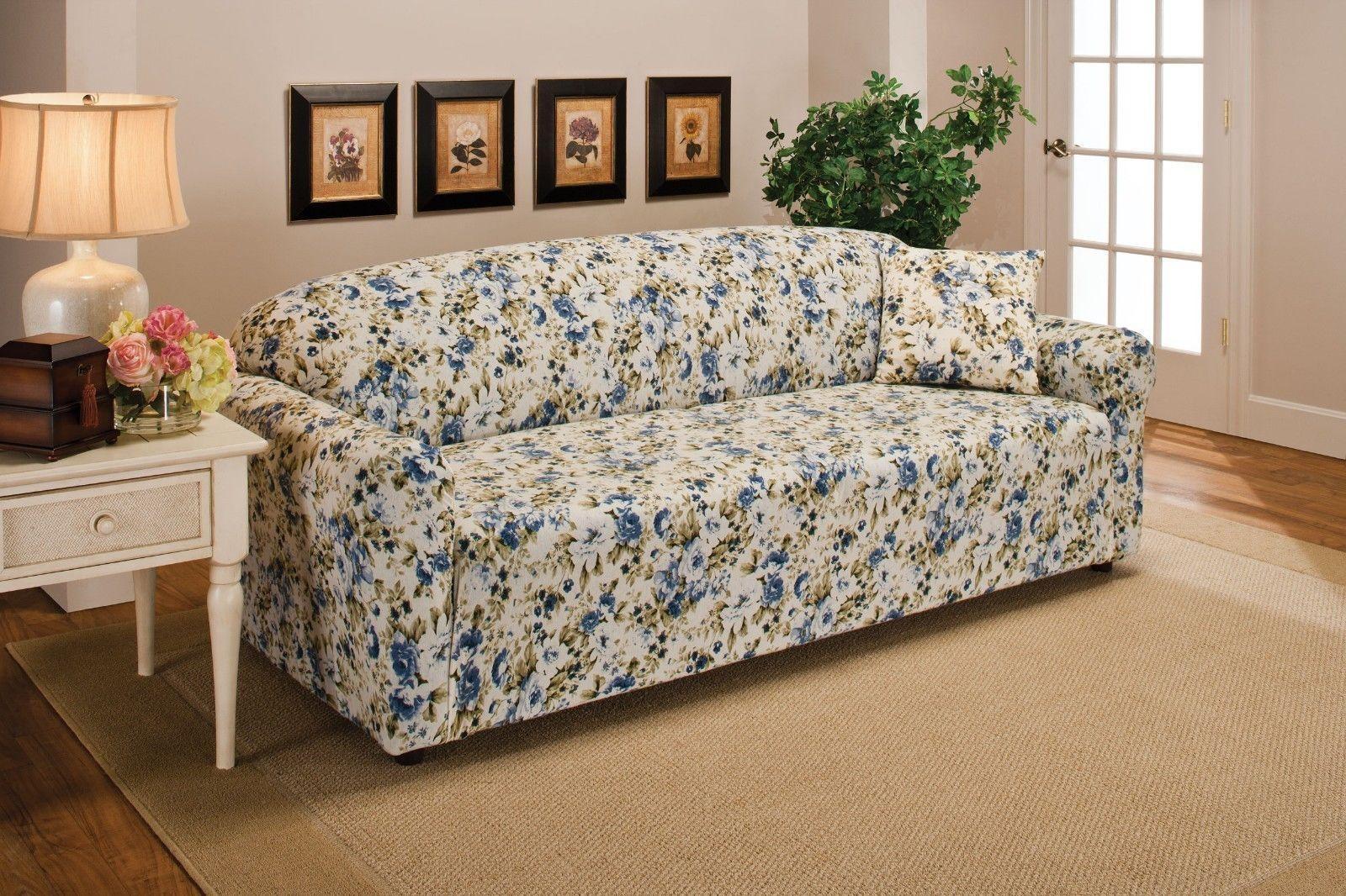 blue floral chair recliner with ottoman nz 20 43 choices of plaid sofas sofa ideas
