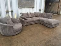 20 Photos Corner Sofa and Swivel Chairs | Sofa Ideas
