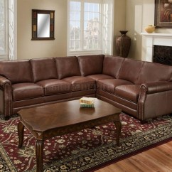 Traditional Leather Sectional Sofas White Sofa Living Room 20 Best Ideas