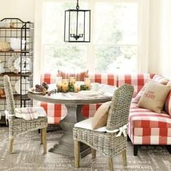 Buffalo Check Sofa Cover World Bed Settee Red Okaycreations