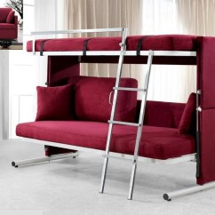 Chair Converts To Bed Florence Knoll 20 Collection Of Sofas Bunk Sofa Ideas