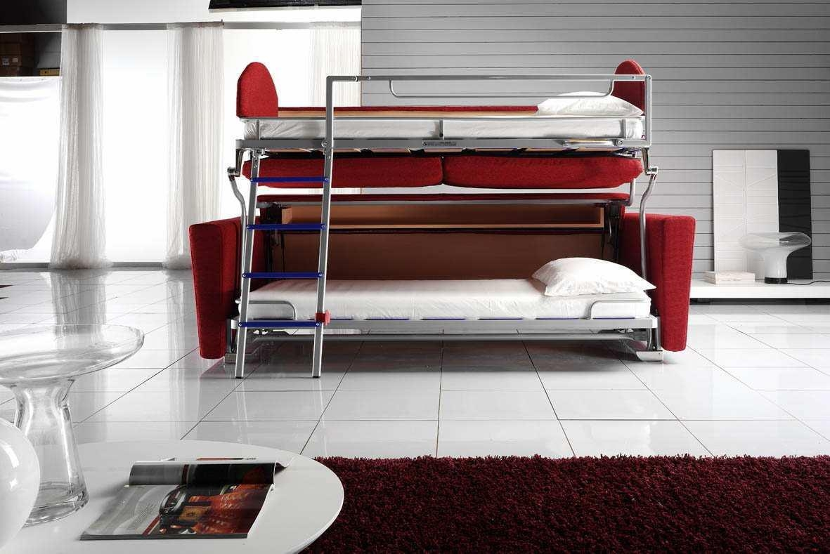 chair converts to bed guineys dining covers 20 collection of sofas bunk sofa ideas