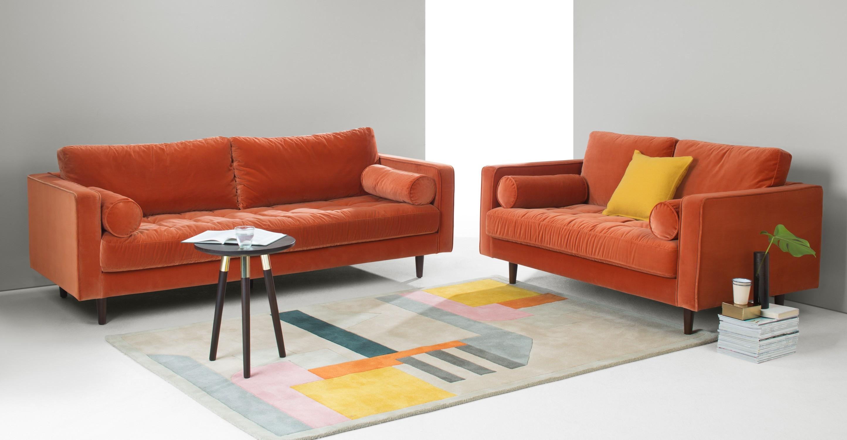 orange color sofa cheap bed sets 20 best burnt sofas ideas