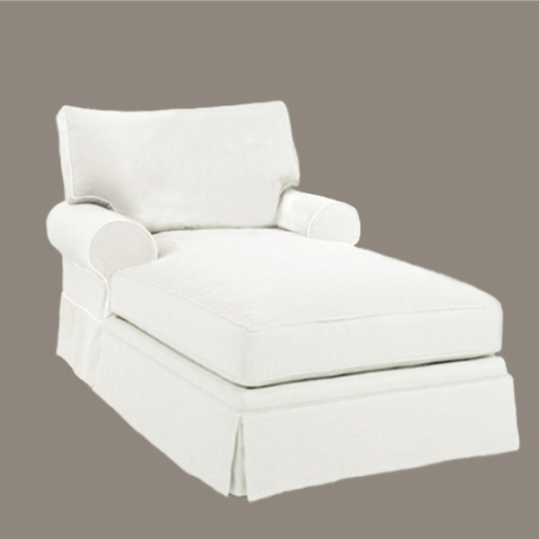 Collection Of Slipcovered Chaises Sofa Ideas